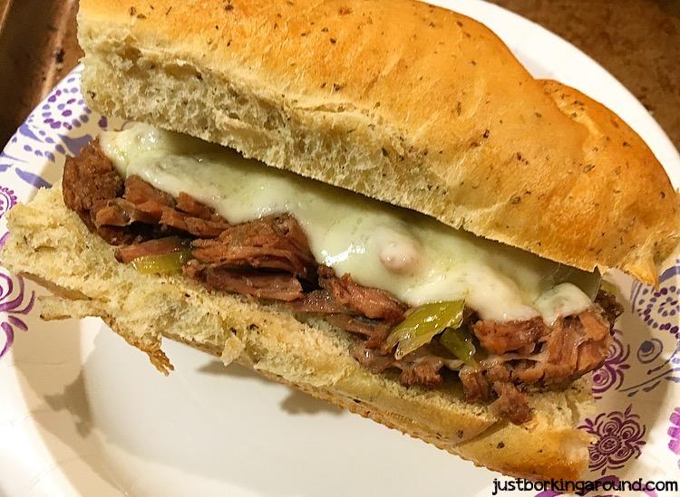 Italian Drip Sandwiches
