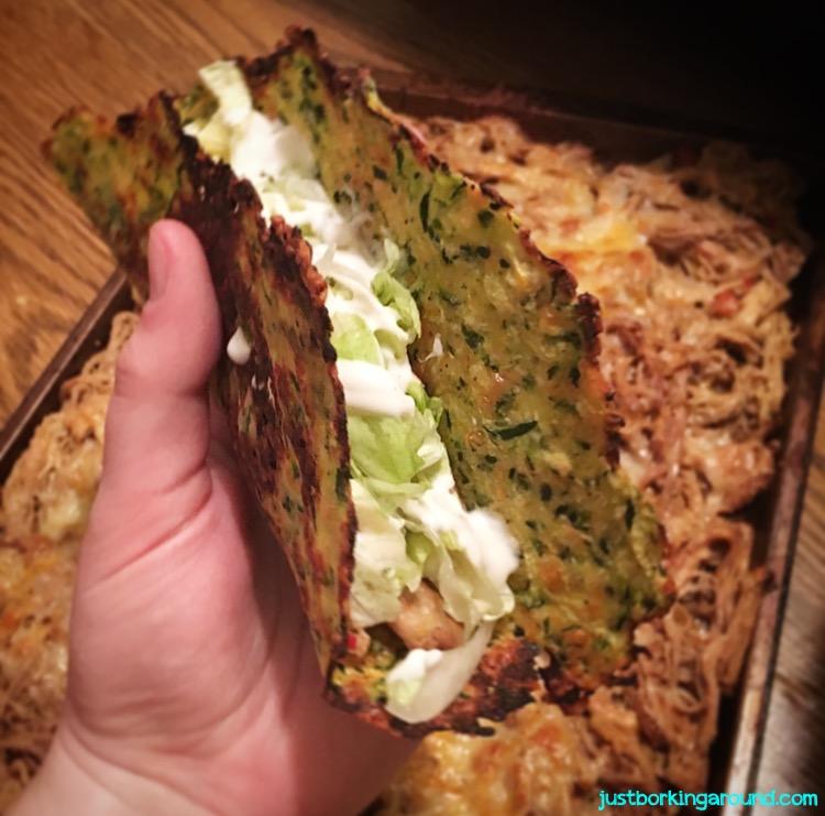 Zucchini Tortillas 2