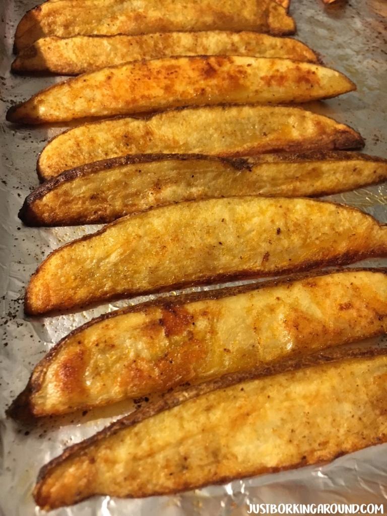 Baked Potato Wedges.JPG